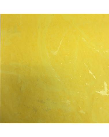 Papel Dupla Face Kraft Marmoreado Amarelo - Amarelo - 70x100cm - PP2238