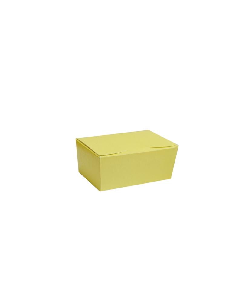 Caixa Sfere Giallo Ballottin - Amarelo - 103x67x45mm - CX3582