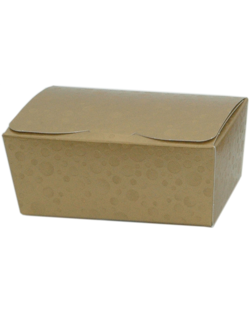 Caixa Sfere Oro Ballottin - Dourado - 103x67x45mm - CX3601