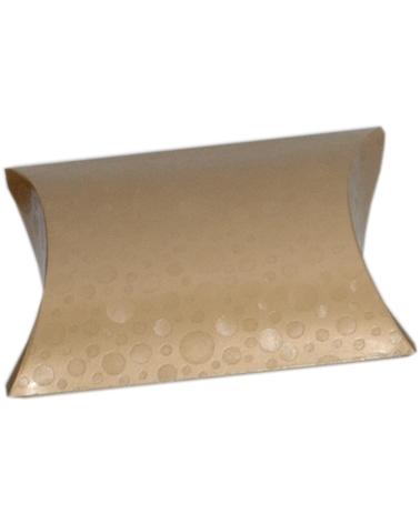 Caixa Sfere Oro Busta 110x120x35 - Dourado - 110x120x35mm - CX3606