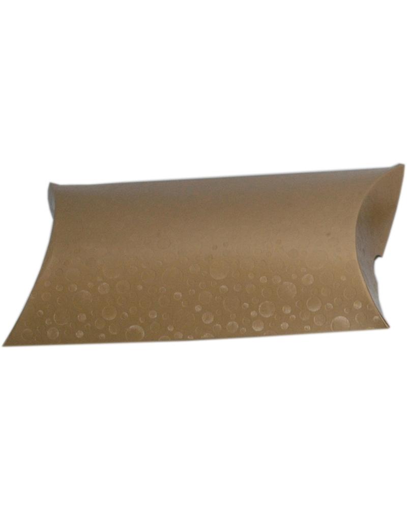 Caixa Sfere Oro Busta 170x130x40 - Dourado - 170x130x40mm - CX3607
