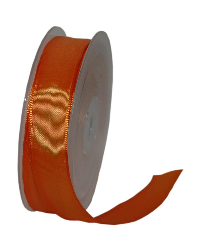Excl Rolo Fita Super Taffeta Laranja 23mmx25mts - Laranja - 23mmx25mts - FT5057