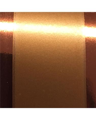 FT5165   Fitas   Rolo Fita Metalizada c/ Rebordo Cobre 20mm