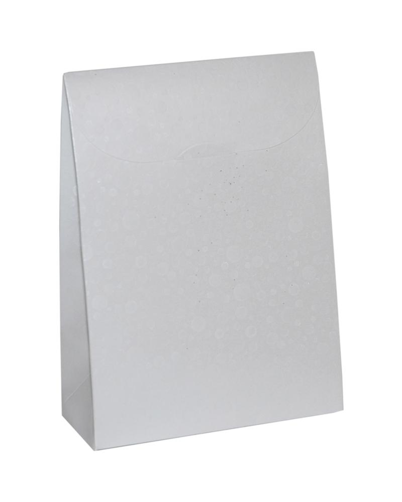 Caixa Sfere Bianco Sacchetto - Branco - 170x70x235mm - CX3738