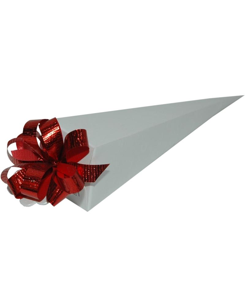 Caixa Sfere Bianco Cono 155 - Branco - 155mm - CX3739