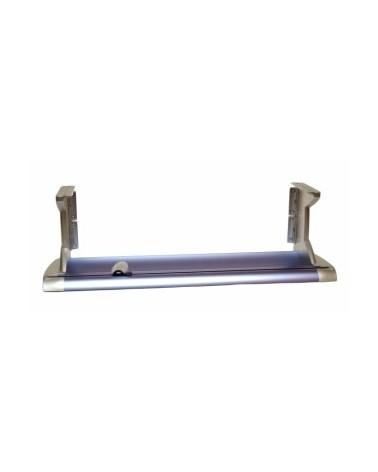 Desenrolador Inov 75cm c/Kit Acoplagem e Pés (até 250mts) - Cinza/Lilás - 75cm - DS0171