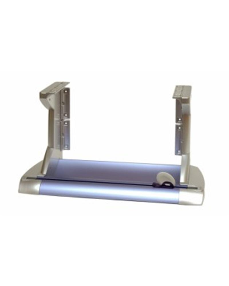 Desenrolador Inov 35cm c/Kit Acoplagem e Pés (até 250mts) - Cinza/Lilás - 35cm - DS0172