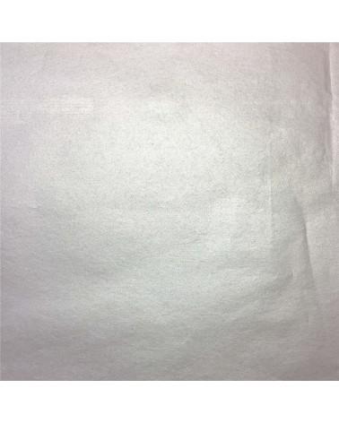 Papel de Seda Prateado 20grs (Resma) - Prateado - 50x75cm - PP0824