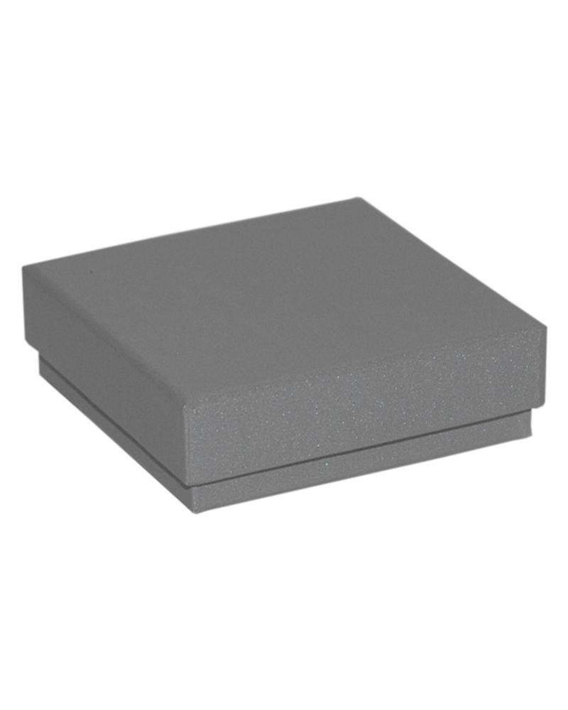 Caixa Linha 925 Silver p/ Pendente - Prateado - 8.6x8.6x2.8cm - EO0692