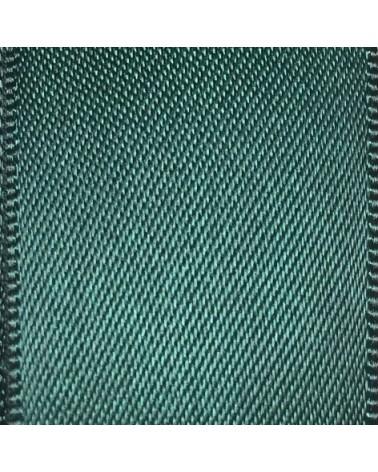 Rolo Fita Cetim Dupla Face Verde - Verde - 16mmx25mts - FT5313