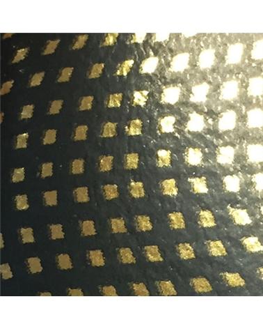 Fita Tecido c/Tirante Prateado e Tracejado Prata - Prateado - 25mmx15mts - FT5274