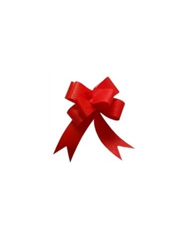 Laço de Puxar Mate Vermelho 31mm (c/100) - Vermelho - 31mm - LÇ1151
