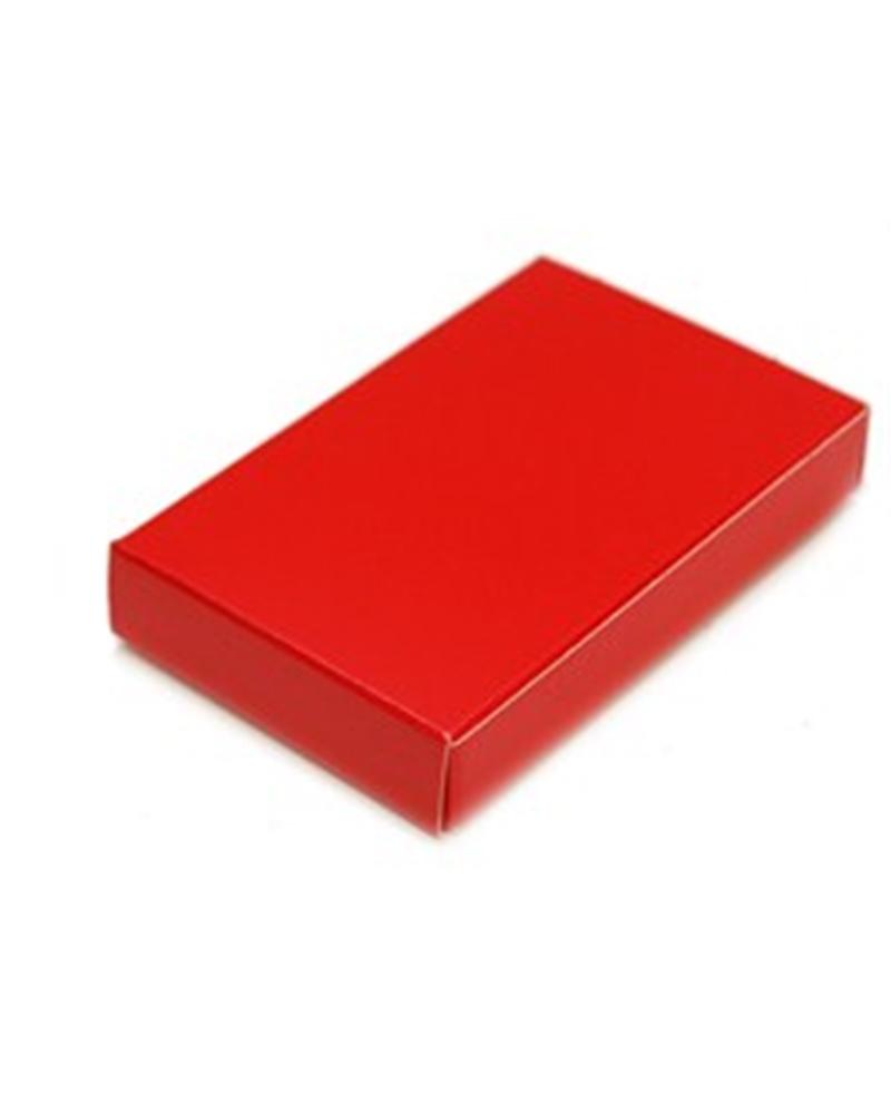 FCAT ROSSO PORTA MC UV - Vermelho - 72x18x113mm - CX1502
