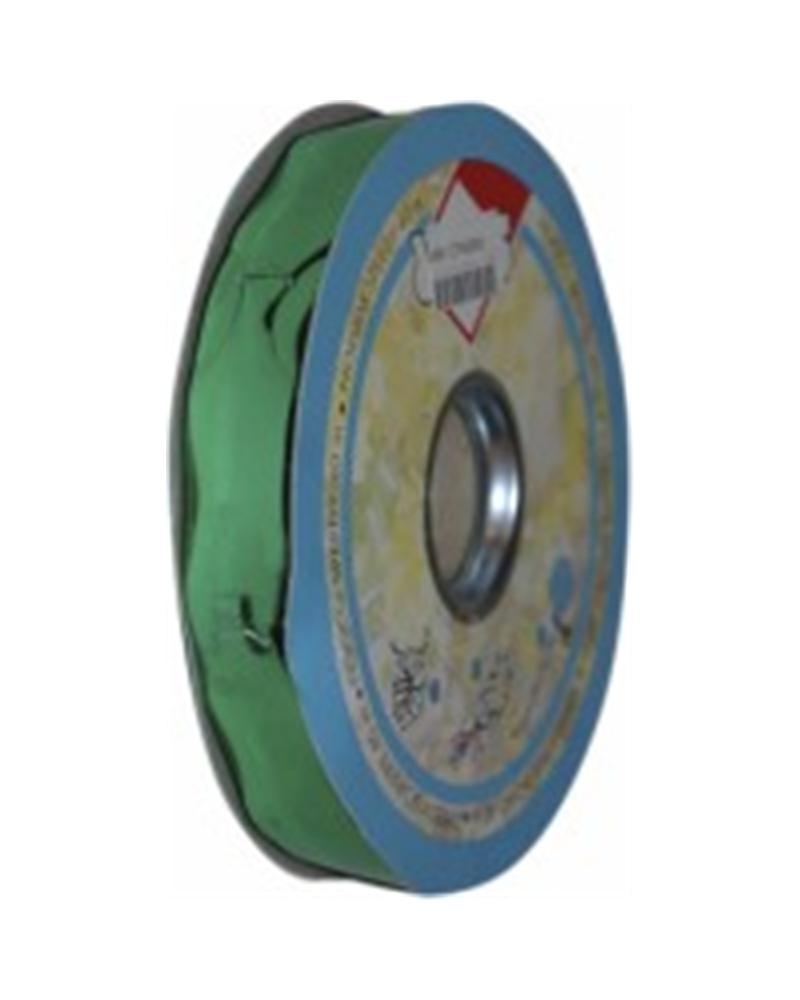 Fita de Puxar Metalizada Verde 19mm 40mts - Verde - 19mmx40mts - FT1460