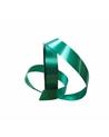 Rolo Fita de Seda Verde Escuro 31mm 100mts - Verde - 31mmx100mts - FT0911