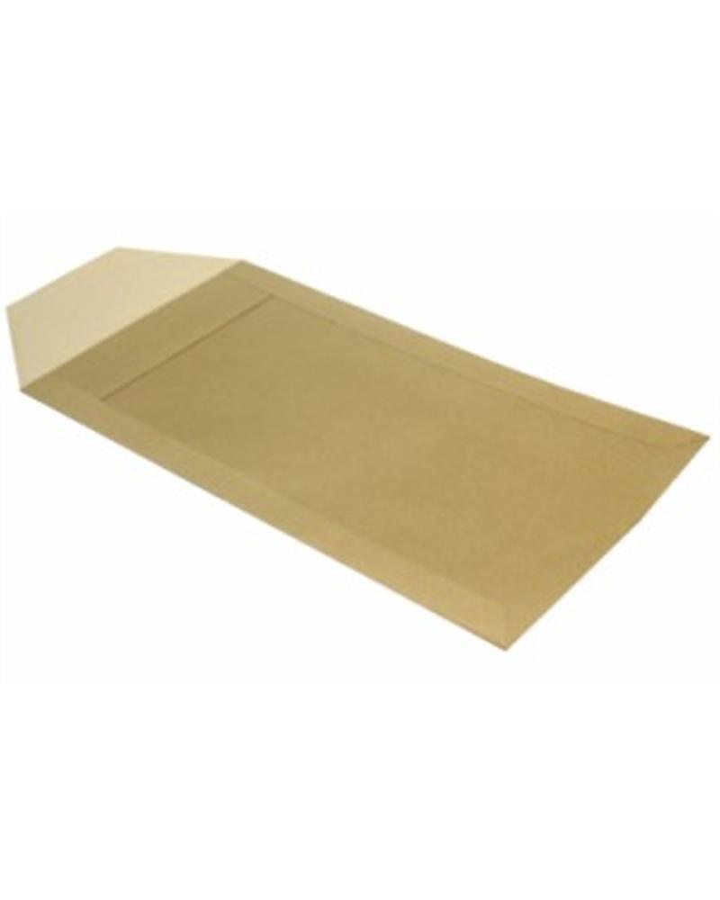 Saco c/Pala Kraft Verjurado Dourado - Dourado - 16x28cm - SC0914