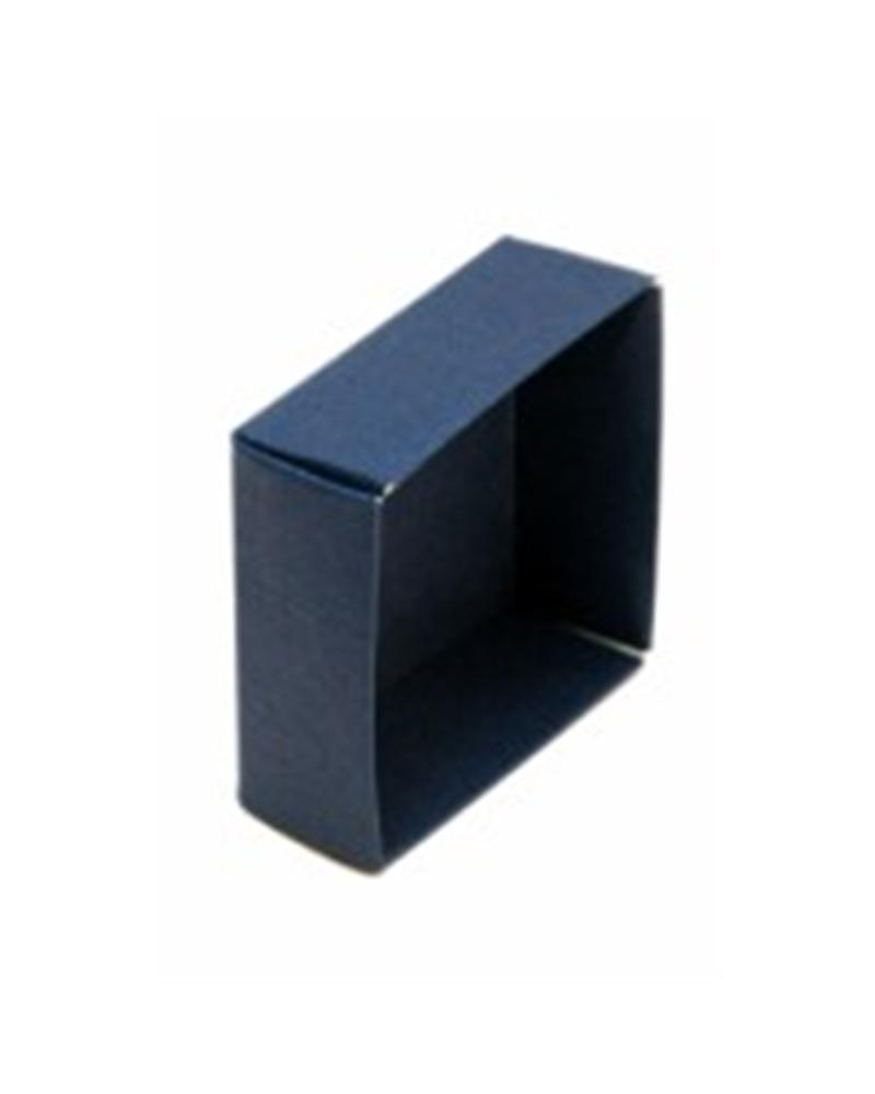 Caixa Coperchio Blu - Azul - 50X50mm - CX0093