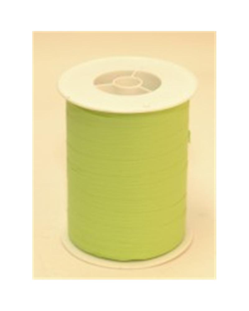 Rolo Fita Mate Verde Alface 10mmx250mts - Verde Claro - 10mmx250mts - FT0154