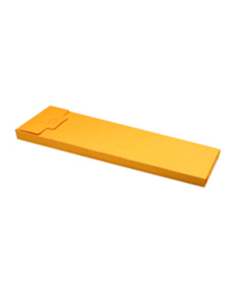 EMB IMB TRAPEZIO GRAVATA CORIANDOLI AMARELO - Amarelo - EI0359
