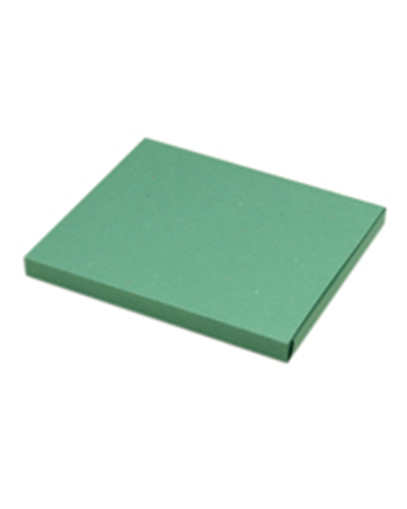 EMB IMB CD CORIANDOLI VERDE 12.5+1.1X14.4 - Verde - 12.5+1.1X14.4cm - EI0378