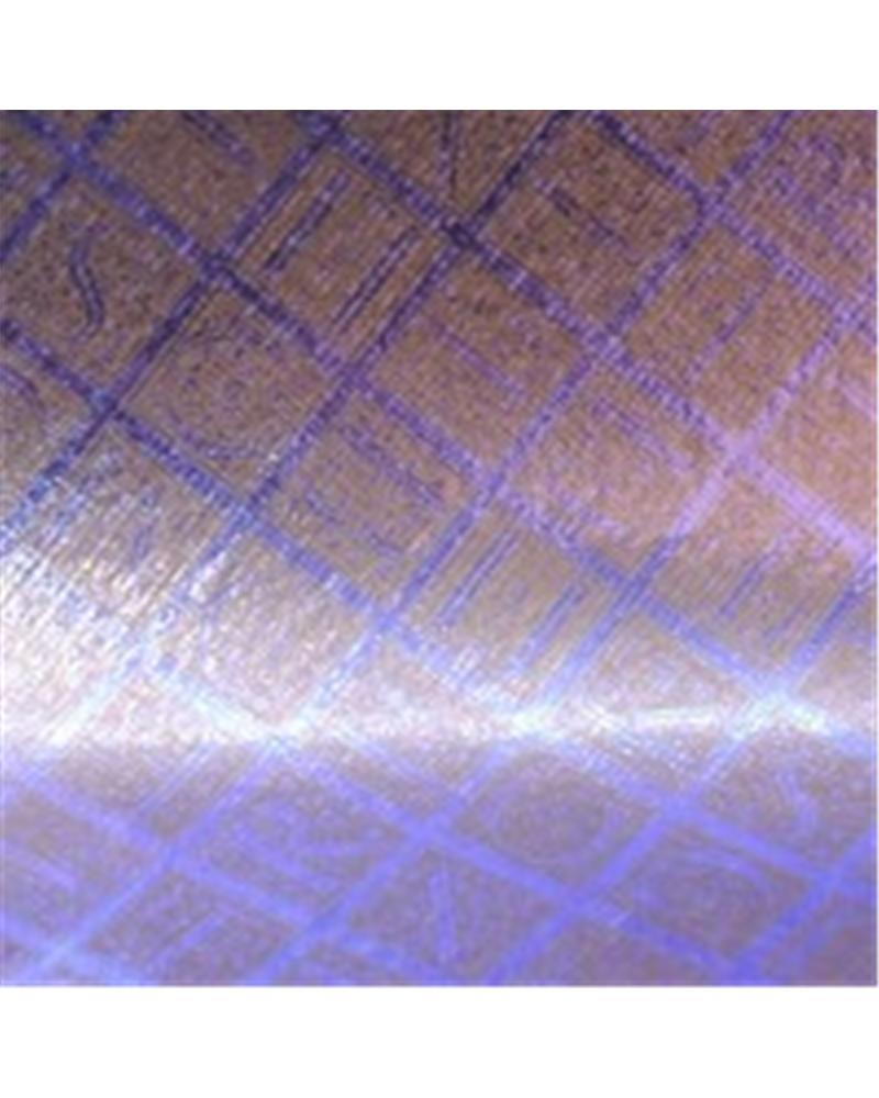Papel Polipropileno Wrap Azul - Azul - 70x100cm - PP0427