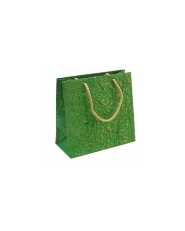 Saco Asa Cordão Artesanal Verde - Verde - 16+08X16 - SC1246