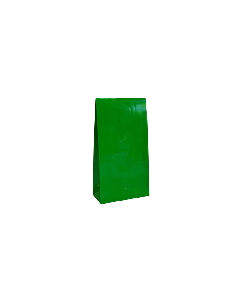 SC C/ PALA E FOLE VERDE CL. 08+04X15 - Verde - 08+04X15cm - PR0032