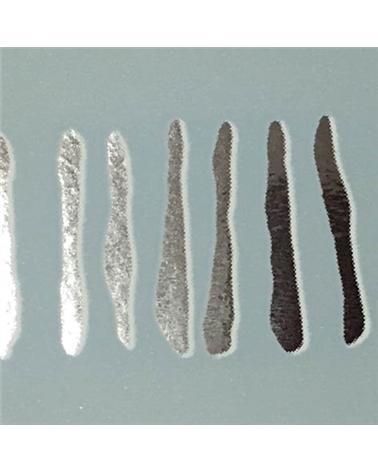 "Rolo de Fita Metalizada ""Vibration"" Azul 19mm - Azul - 19mmx50mts - FT2281"