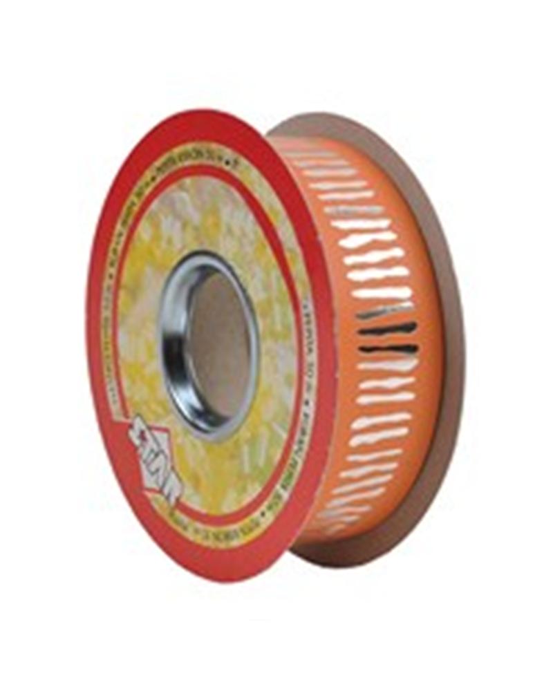 """Rolo  de Fita Metalizada """"Vibration"""" Laranja 31mm - Laranja - 31mmx50mts - FT2286"""