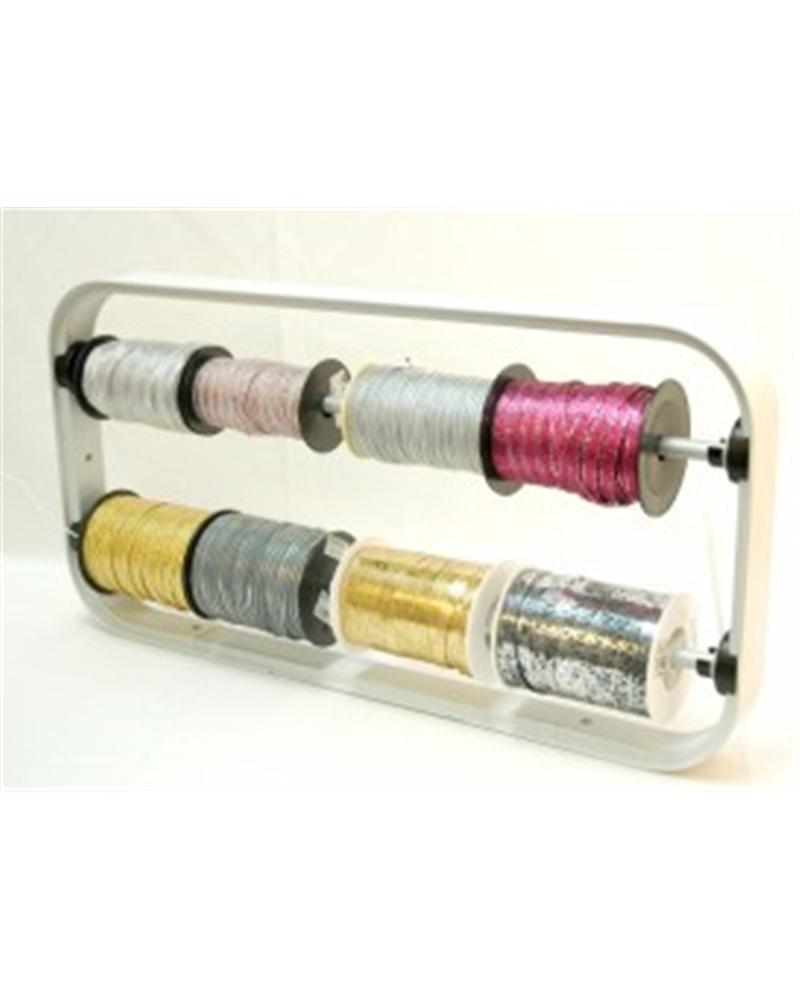 Desenrolador Standard para 8 Fitas (c/ uniões) 310x584mm - Cinza - 310x584mm - DS1165