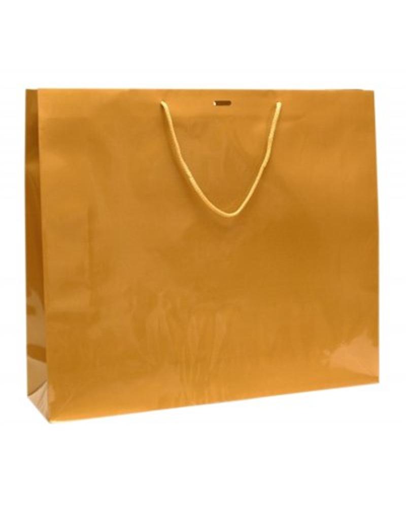 Saco Asa Cordão Dourado com Corte para Fita - Dourado - 52+13x45 - SC0899