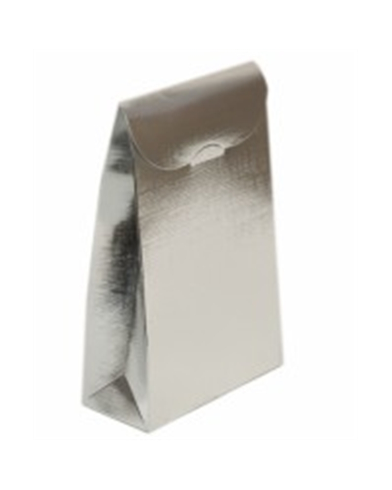 Caixa Seta Argento Sacchetto  PO - Prateado - 115x55x180mm - CX2501