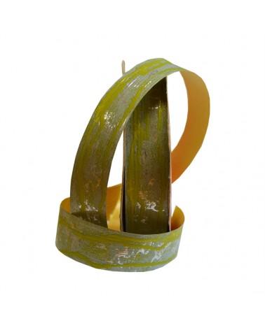 Rolo Etiquetas - Cinza/Prata - 4.5x1.7 - ET0490