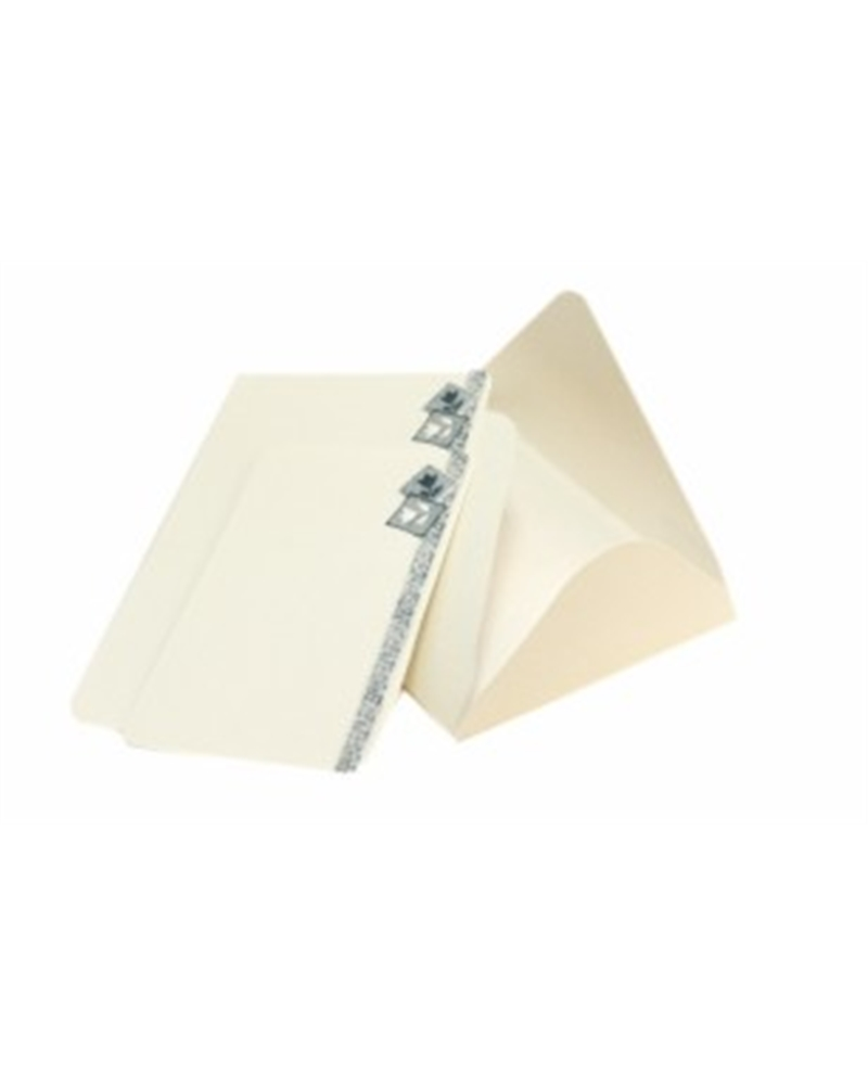 TULIPANI BLU ANN. C/BUSTA INV. - Branco - 110X170mm - CX0872