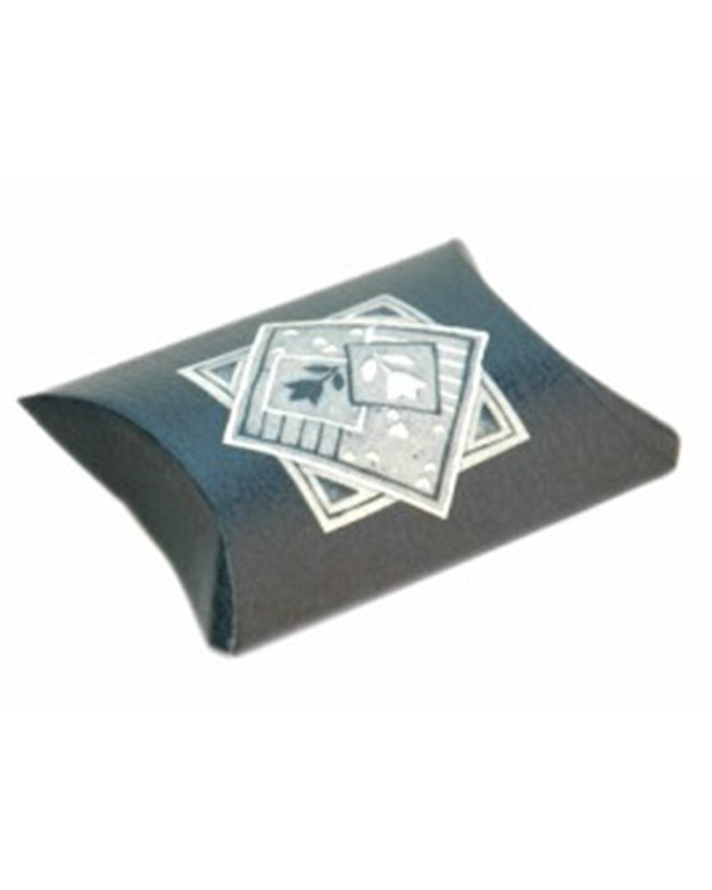 FCAT TULIPANI BLU BUSTA - Azul - 70X70X25mm - CX0875