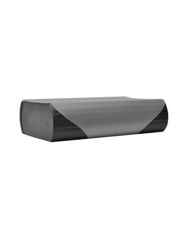 Caixa Seta Nero Couvette Transparente para 1 Garrafa - Preto - 340x90x90mm - CX2417