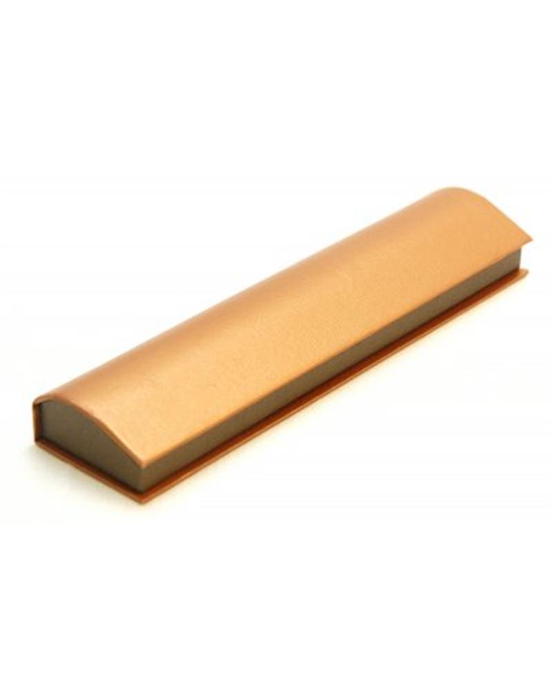 Caixa Para Pulseira Cobre/Castanho - Cobre/Castanho - 21.5x5x2.5cm - EO0258