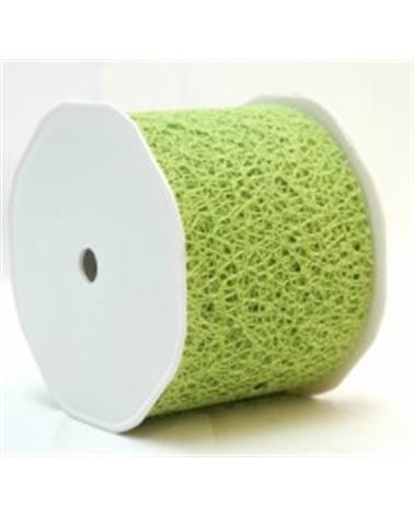 Fita Crispy 4475 Verde Alface 70mmx10mts - Verde - 70mmx10mts - FT3276