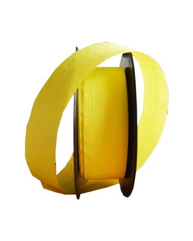 "Rolo de Fita ""Carta Ecol"" Amarela 35mm - Amarelo - 35mm - FT0387"