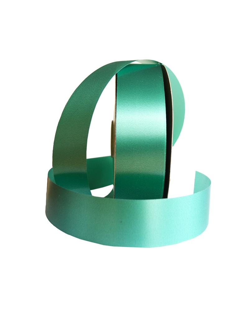 Fita de Seda Verde 32mm x100 mts - Verde - 32mmx100mts - FT3220