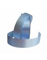 Fita de Seda Azul Cl. 32mm x100 mts - Azul - 32mmx100mts - FT3222