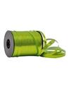 Rolo Fita Metalizada Gofrada Verde Maçã 10mm - Verde - 10mmx250mts - FT4118