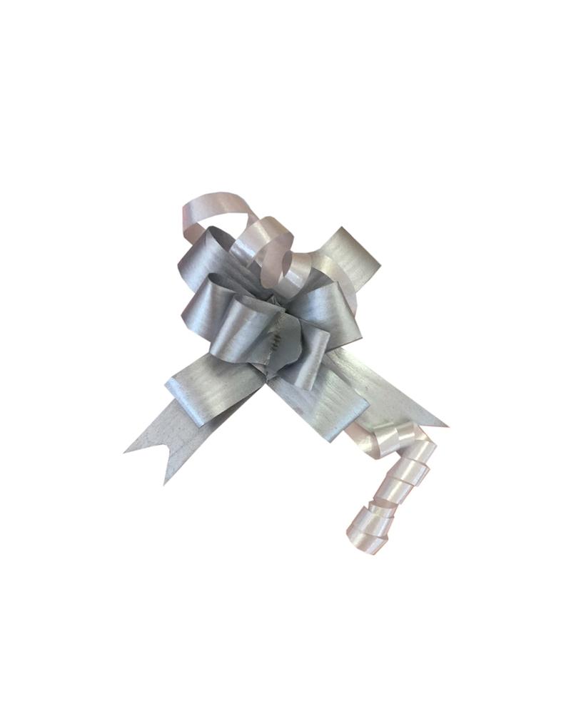 Laço de Puxar Mate Prateado - Prateado - 13mm - LÇ0198