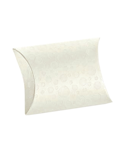 Caixa Sfere Bianco Busta - Branco - 110x120x35mm - CX3564