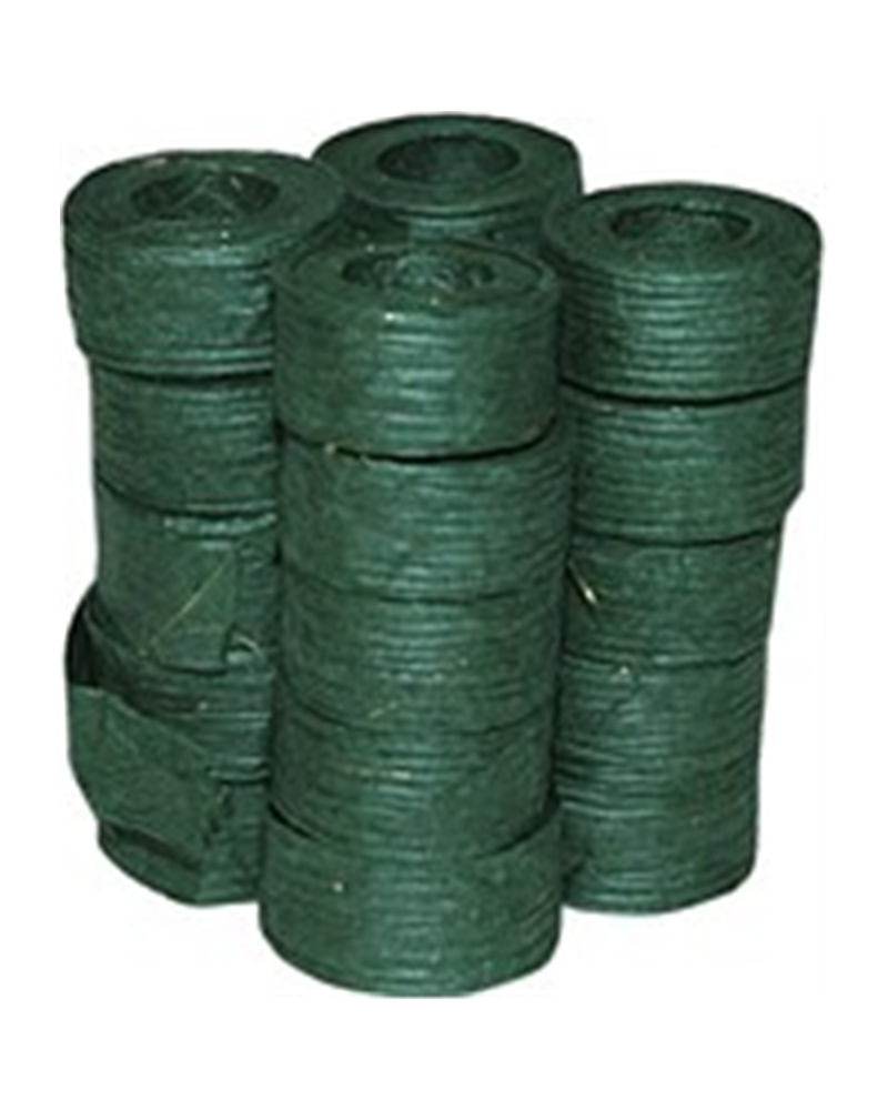"Rolo Fita Artesenal Wrinkle Verde Escuro 1""x10mts - Verde - 23mmx10mts - FT4496"