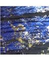 """Rolo de  Fita Metalizada """"Brividi"""" Azul 31mm - Azul - 31mmx100mts - FT0907"""