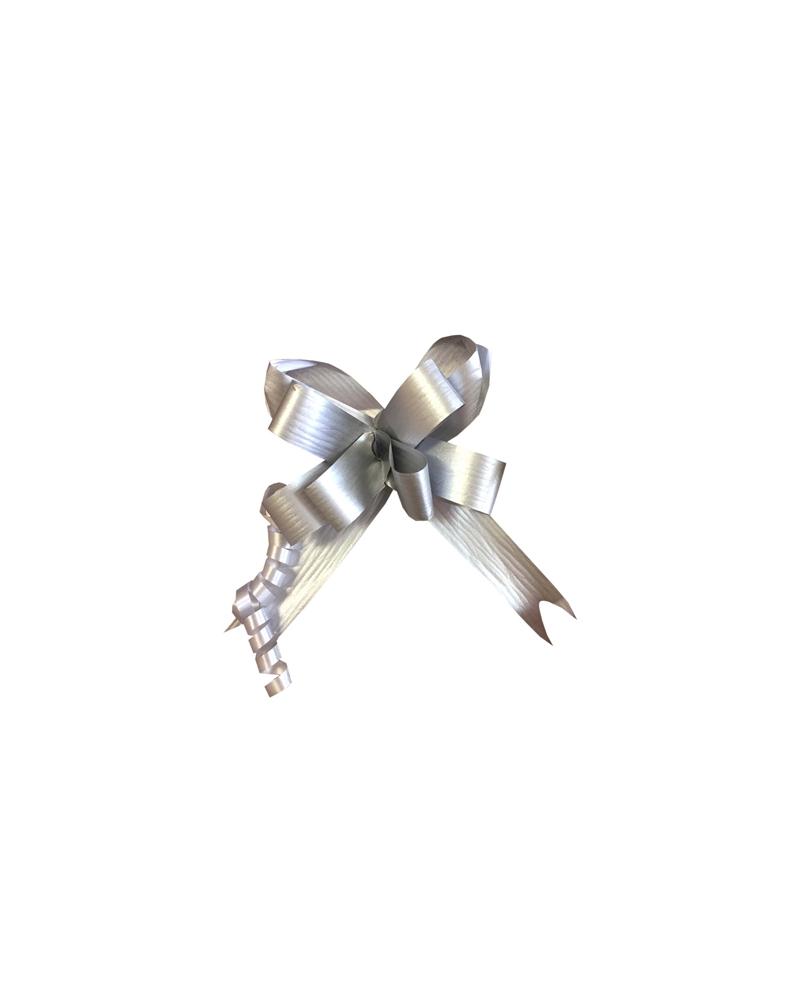 Laço de Puxar Mate Prateado - Prateado - 19mm - LÇ0199