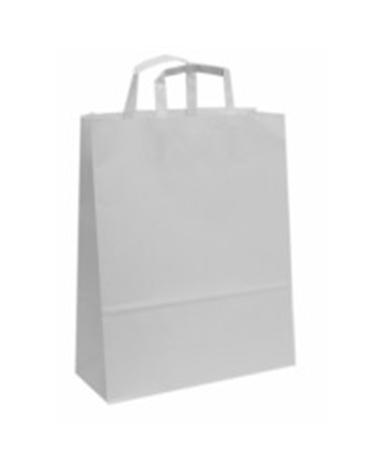 Saco Asa Plana Branco - Branco - 22+10X29 - SC0753