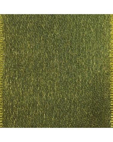 """Rolo Fita Tecido Aramada """"Glow"""" Verde 38mmx20mts - Verde - 38mmx20mts - FT4233"""
