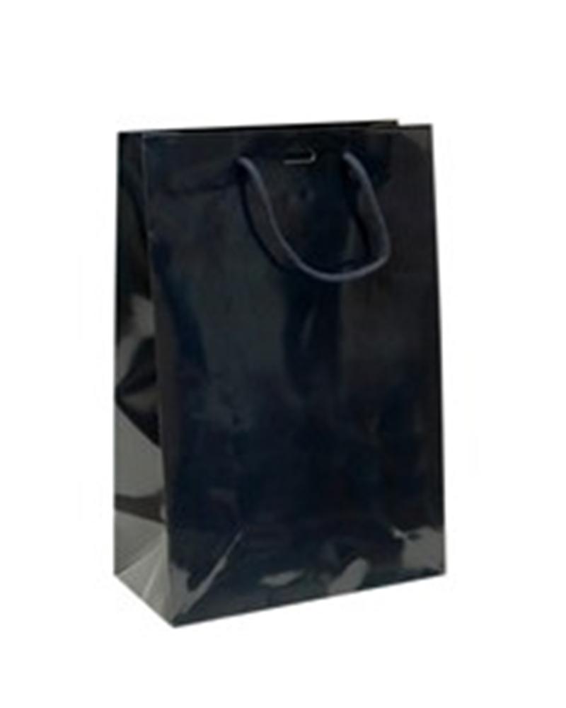 Saco Asa Cordão Azul com Corte para Fita 24+12x36 - Azul - 24+12x36 - SC1327